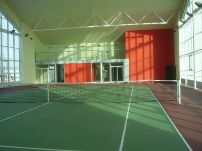 Spolcentrum Svit - tenisová hala