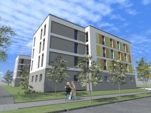 Nové byty na predaj - Bytový dom Spišská Belá