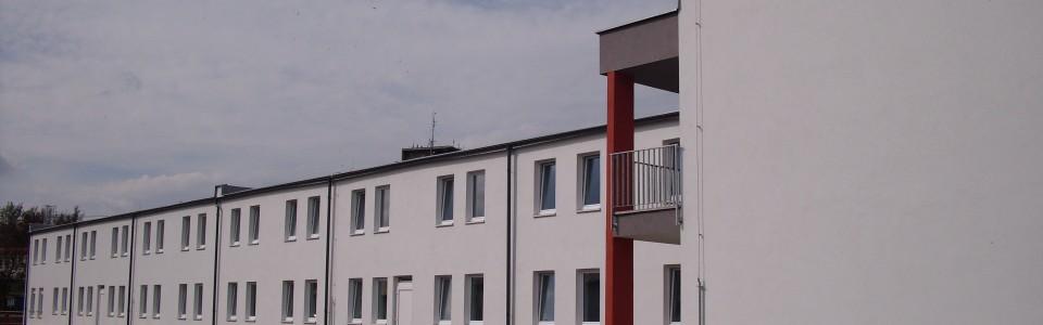 Sociálne byty, Levočská ulica, Poprad